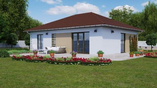Proiect 2 casa simpla 98 mp
