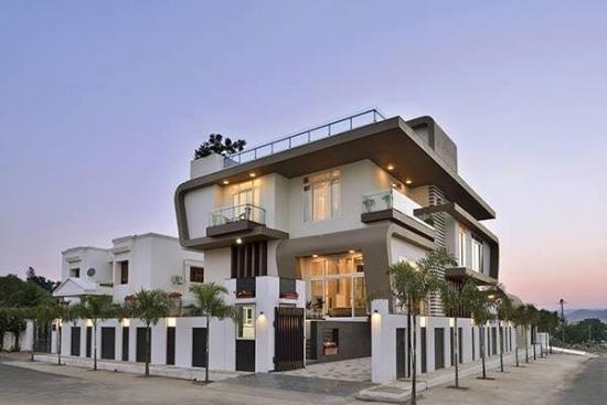 Casa moderna eleganta