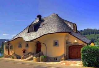 Casa rustica contemporana
