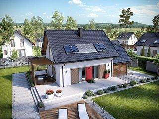 Casa cu amprenta de 7 pe 10 metri