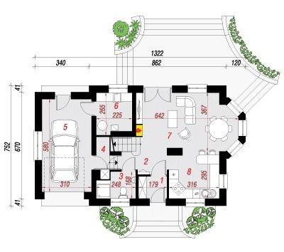 casa cu 2 terase