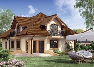 Model de casa cu terasa in spate 2