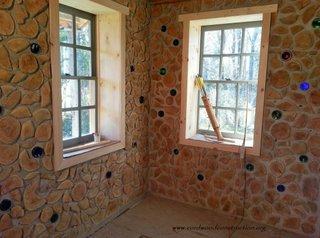 Pereti interiori casa din busteni