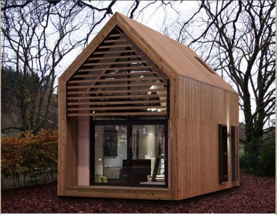 Casa moderna de vacanta for Casa moderna romania