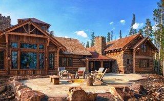 Casa in stil western