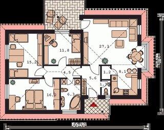 Plan casa 3