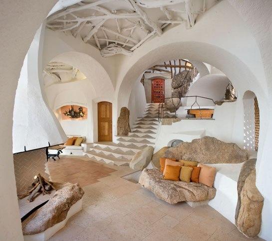 Casa handmade din lut