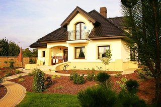 Model de casa cu veranda