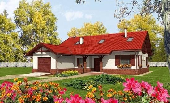 Casa in forma de L - ce avantaje au aceste tipuri de proiecte