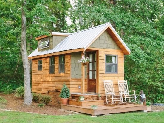 Case mici fara fundatie - cele mai interesante modele