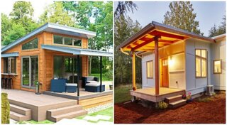 Modele de case mici fara fundatie