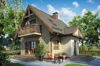 Casa cu doua intrari