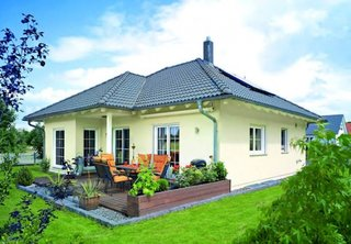 Casa cu parter tip bungalow