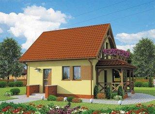 1 Casa mica cu 2 intrari