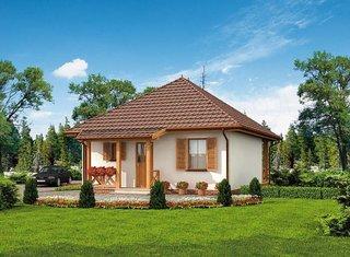 2 Casa mica cu parter de 50 mp
