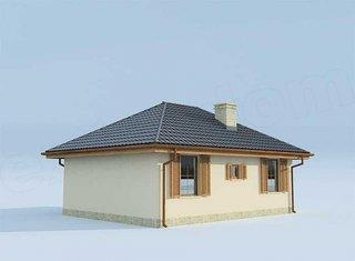 3 Planografie elevatie casa 40 mp