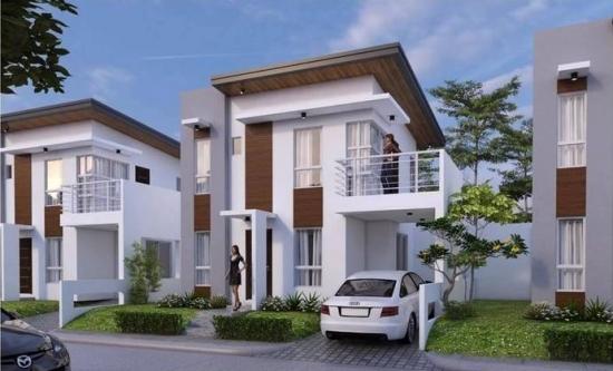 Proiecte de case pe loturi inguste for Imagini case moderne