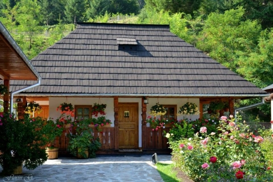 Casa fara etaj romaneasca