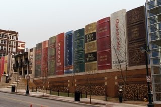 Biblioteca din Kansas City Missouri
