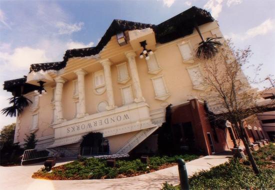 Cladirea Wonderworks din Florida