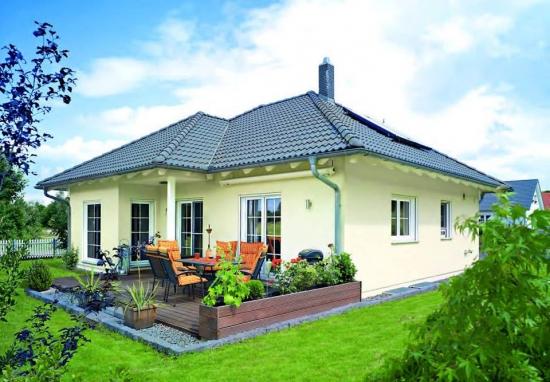 Casa tip bungalow for Case modulari in stile bungalow