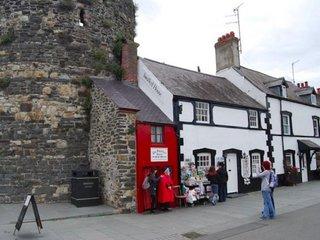 Cea mai mica casa din UK