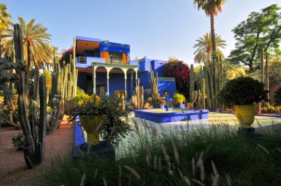 Gradina botanica Maroc