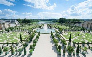 Gradina de la Versailles Franta