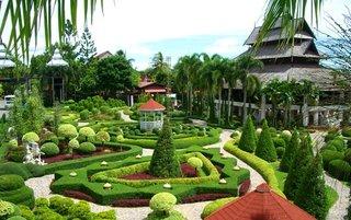 Suan Nong Nooch Tailanda