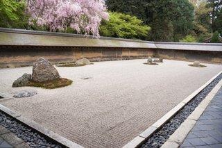 Templul Ryoan Japonia