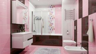 Combinatie culori pentru baie