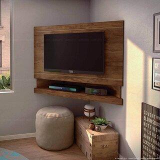 Placa pentru TV asezata pe colt