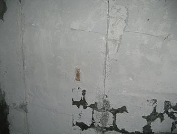 Consolidare pereti din BCA cu plasa metalica