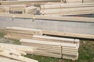 Materiale pentru constructia unei case din lemn
