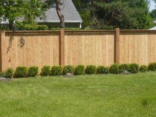 Design pentru garduri de lemn
