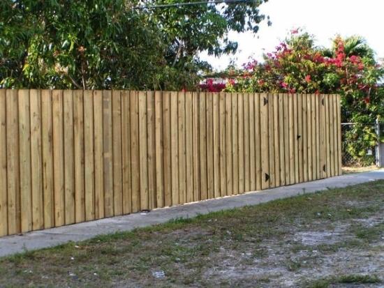 Gard clasic din uluca