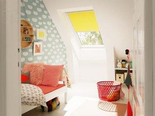 Dormitor copii mansarda