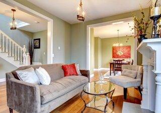 Amenajare clasica livingroom