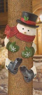 Ornament om de zapada pentru exterior
