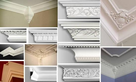 Baghete polistiren - modele frumoase pentru tavanul casei tale