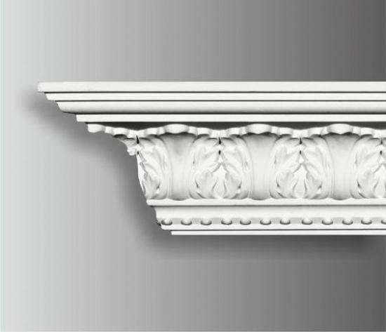 Profil cu elemente decorative
