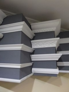 Profile decorative din poliuretan