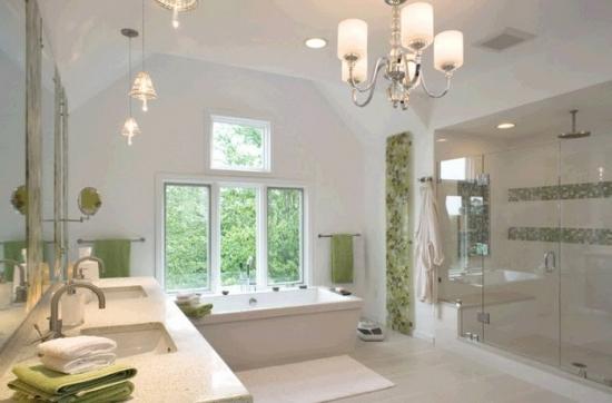 Sistem de corpuri de iluminat pentru baie