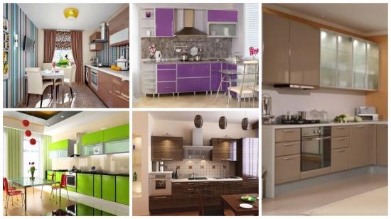 Combinatii de culori pentru bucatarie - cele mai moderne idei