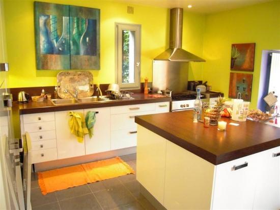 cele mai moderne culori pentru bucatarie. Black Bedroom Furniture Sets. Home Design Ideas