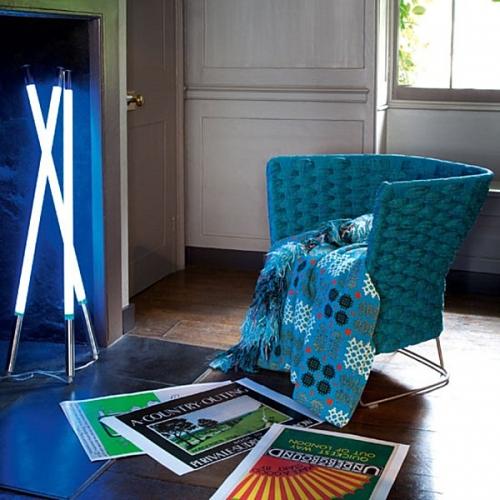 Lampadar de podea lampi neon