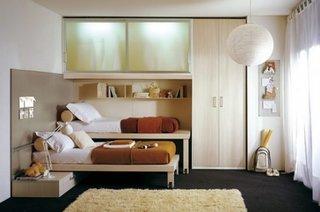 Mobilier de dormitor pentru doi copii