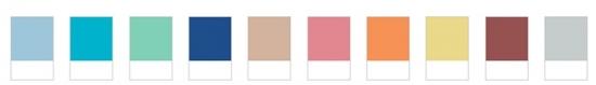 Culorile anului 2015