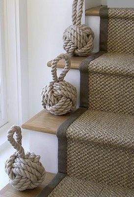 Carpeta din canepa, durabila, ideala pentru spatiile cu trafic