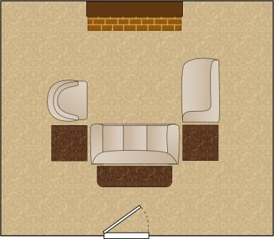 Cum sa aranjam mobila in sufragerie ? SFATURI, PLANURI si SCHITE